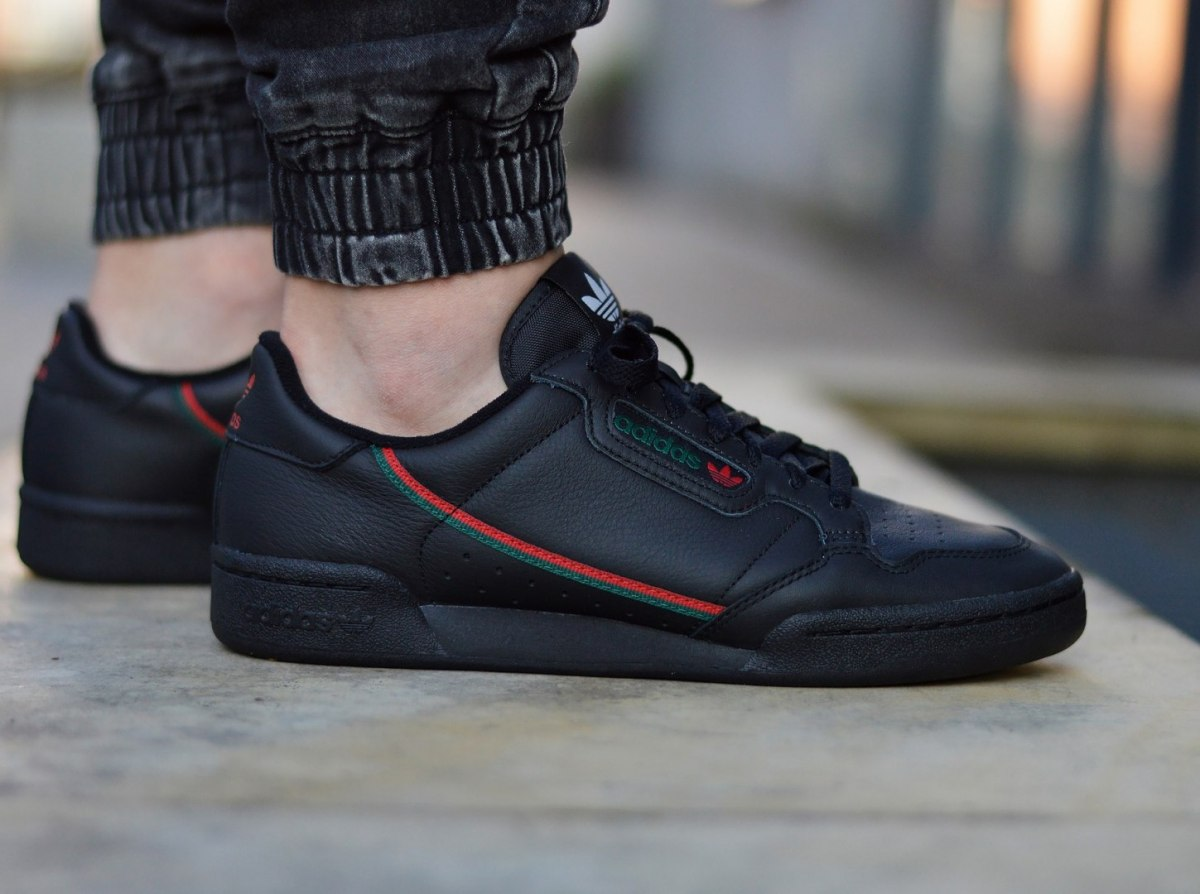 chaussure homme adidas continental 80